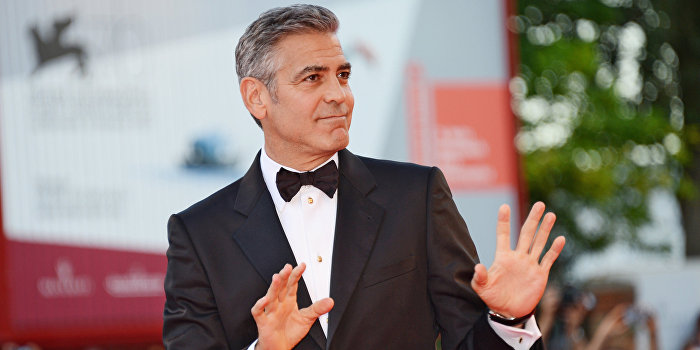 Проектор Джордж Клуни