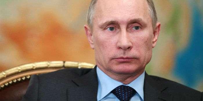 Манифестор Владимир Путин